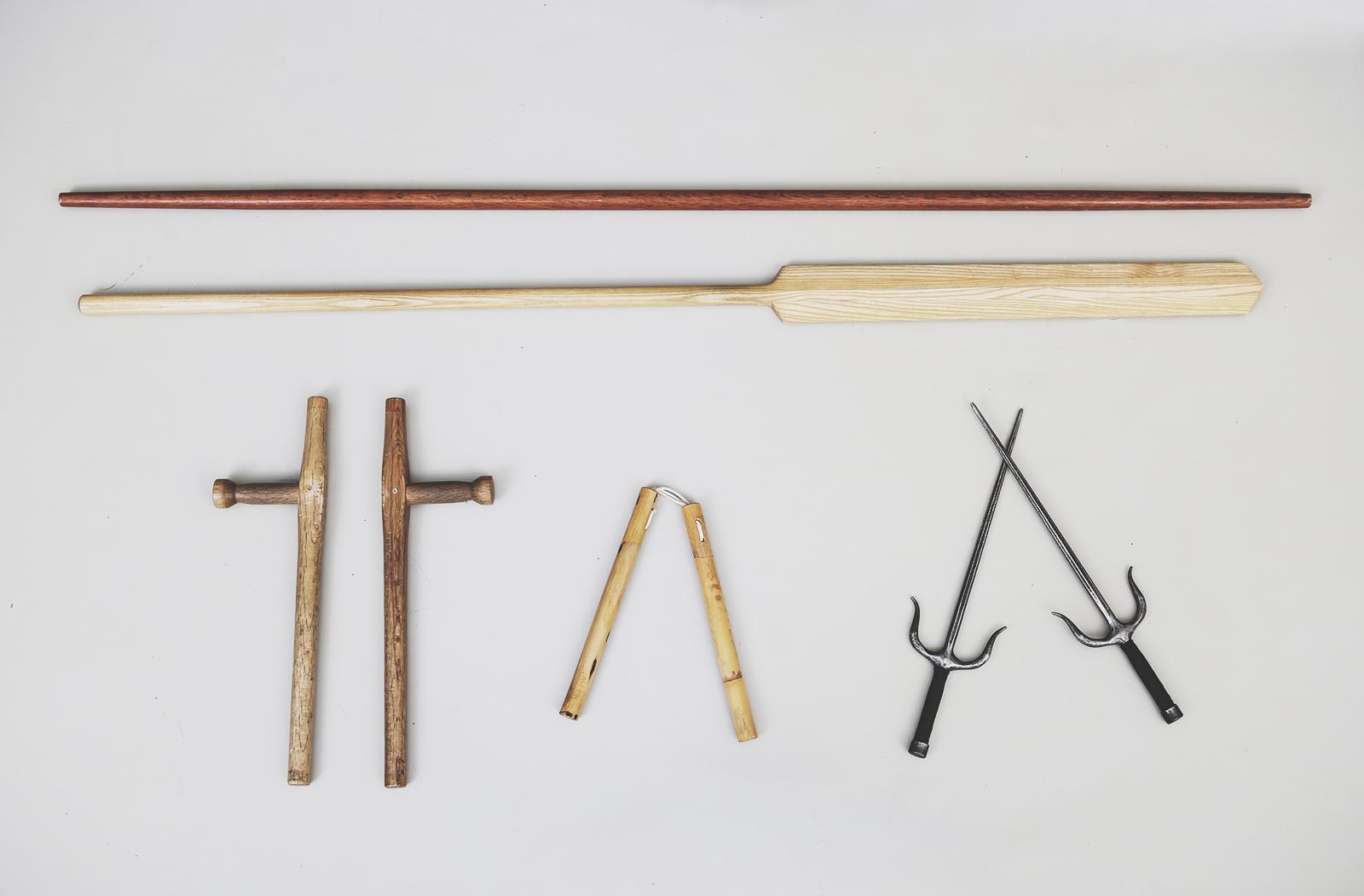 Atelier Kobudo : maniement des armes traditionnelles d'Okinawa