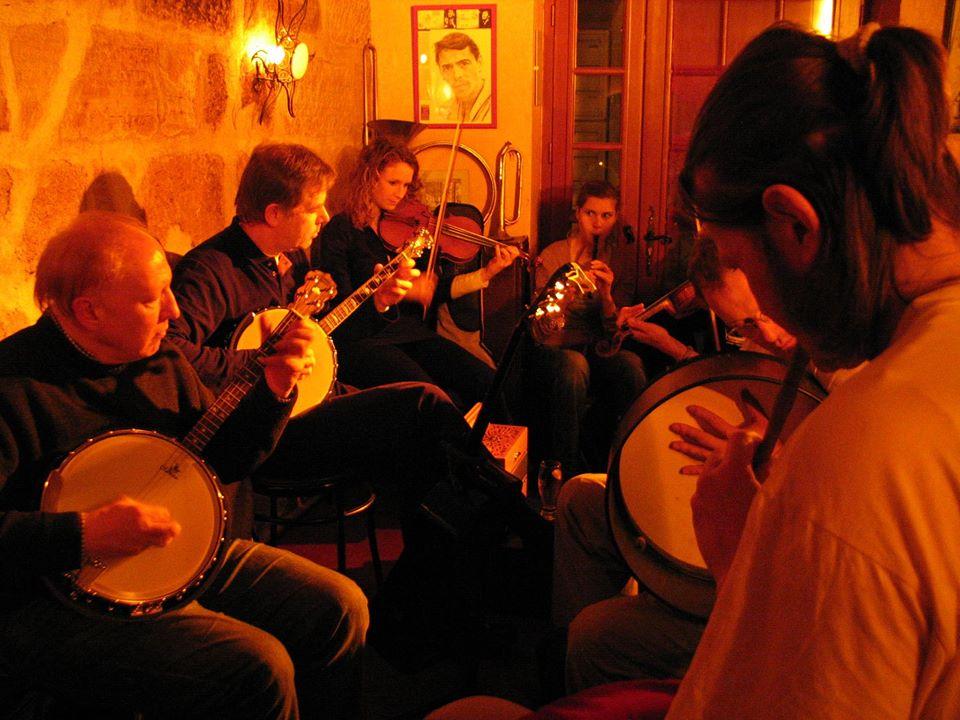 2ème session de musique Irlandaise